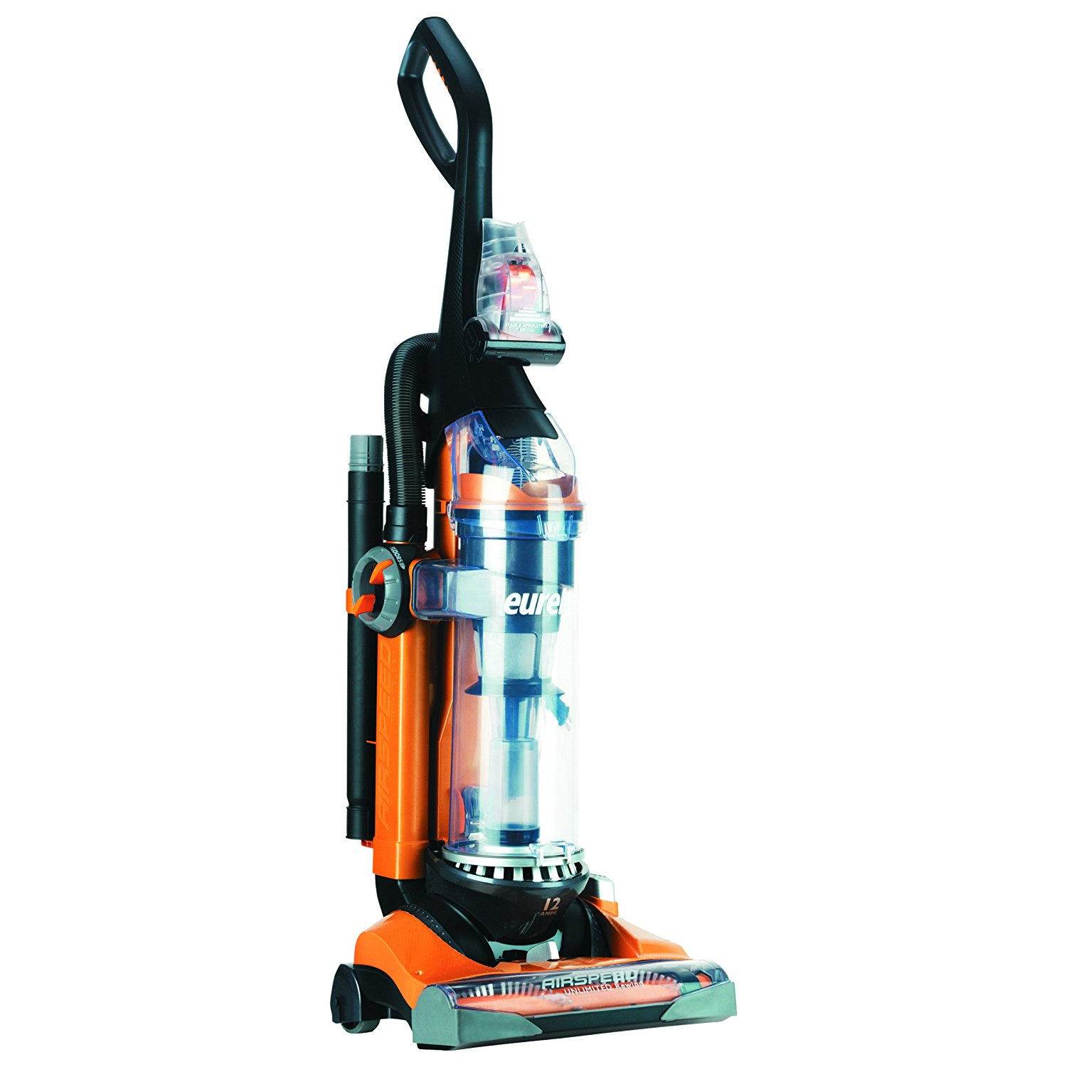 Eureka Airspeed Unlimited Bagless Upright Vacuum