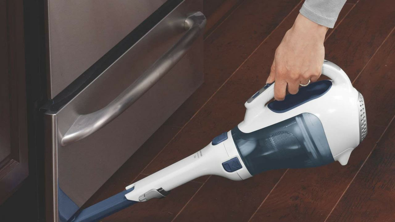 Black & Decker Dustbuster Cyclonic Hand Vacuum