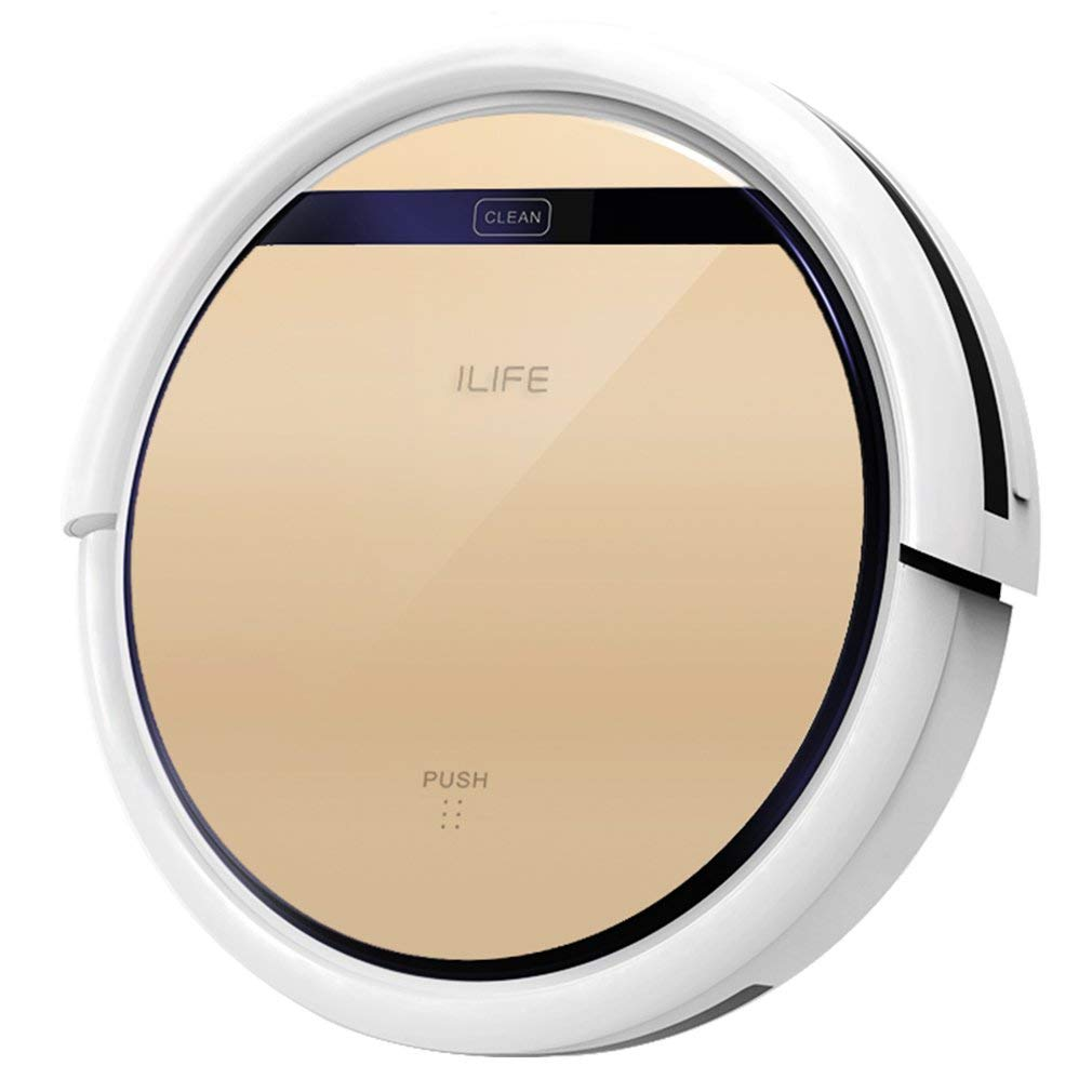 ILIFE VS Robotic Vacuum With Water Tank