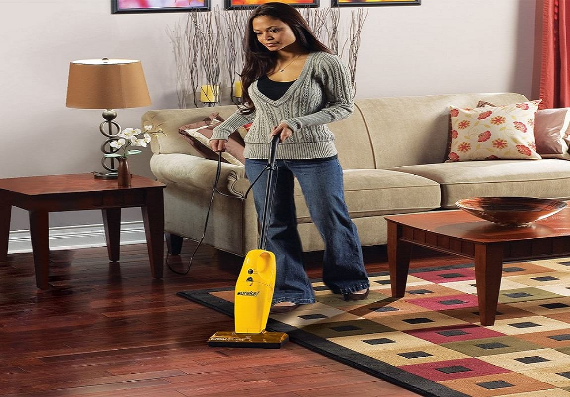 Eureka Easy clean lightweight 2 in 1 169 B vac