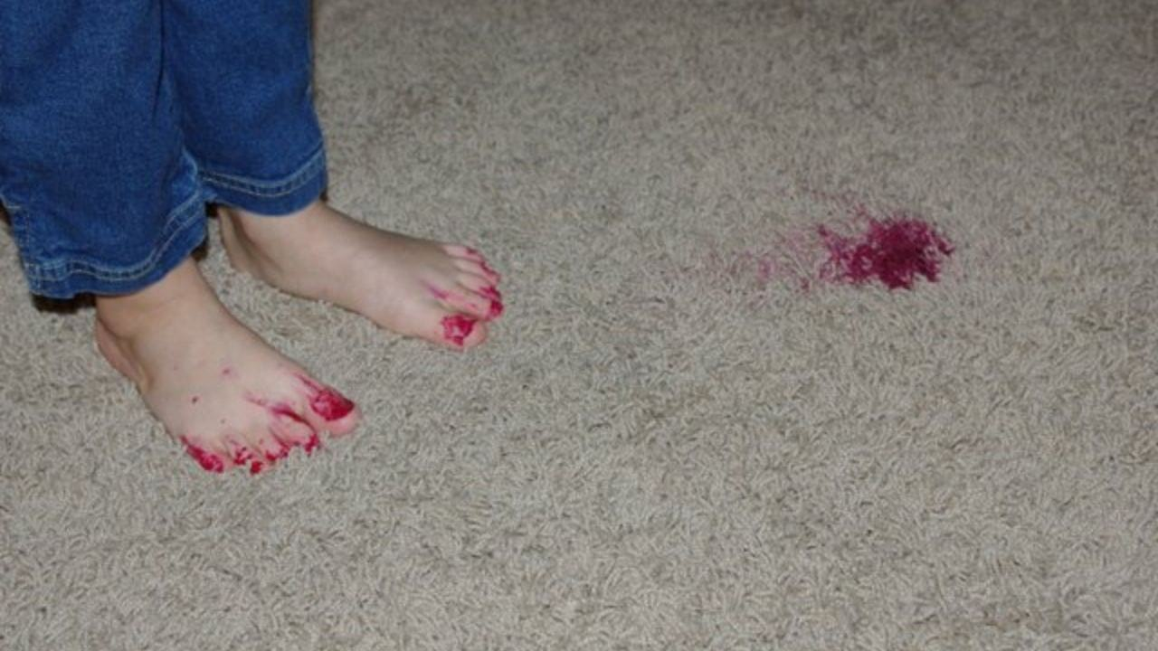 How To Get Nail Polish Out Of A Carpet